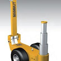 Heavy Vehicle Air Hydraulic Jacks | M80-31 | Mammut