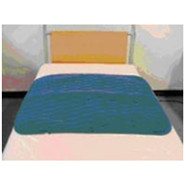 Bed Pad | Blue E Teal