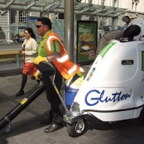Electric waste vacuum cleaner delivers goods for NZ council