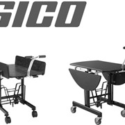 Transport Caddies, Food Warmers and Room Service Tables | Sico