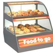 Hot Display Self Serve | Kentucky 3 Tray