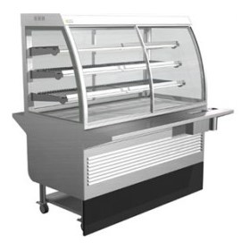 Bakery System | Curved Display