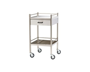 Instrument Trolley Single Drawer