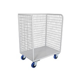 Open Front Bulk Delivery Trolley | BDT 101