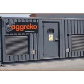 High Voltage Transformer | Aggreko 33kV