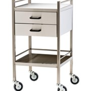 Instrument Trolley Two Drawer | IT 832