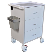 Webster Cart 3 Drawer | MC725W