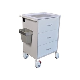 Webster Cart 3 Drawer | MC725W | Medication Trolleys
