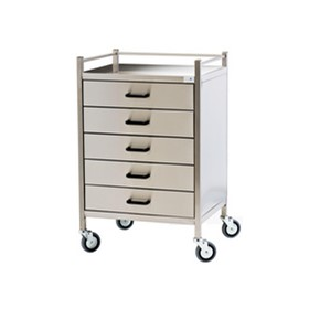 Medication Cart 5 Drawer | MC 625