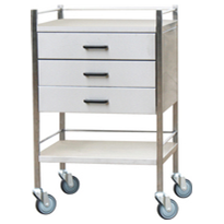 Medication Cart 3 Drawer | MC 623