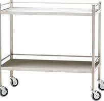 Dressing Trolley with Rails | DT 1100