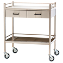 Dressing Trolley Two Drawer | DT 802
