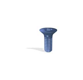 Impression Components | Surgical Cover Screw - CS-0010
