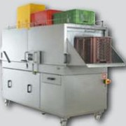 Crate Washer | Jeros Model 200XL