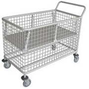Linen Trolley | Wet & Dry WDLT 381 | Large