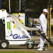Outdoor & Indoor Vacuum | Glutton 241 Electric Zero Emission