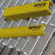 Anti-Slip Stair Tread Nosing | Amco Ladder Caps Gripmaster