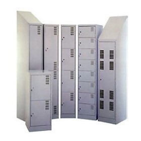 Steel Lockers | , Davell, Namco