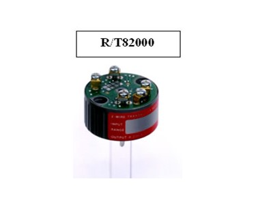 Analogue Temperature Transmitter: R82000/T82000
