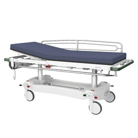 Patient Transport Trolley | Contour Deluxe