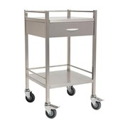MEDICAL GRADE TROLLEY CLEARANCE STOCK! SINGLE DRAWER