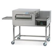 "Lincoln 'Impinger' 'Electric/Gas Freestanding Conveyor Oven - 18""'"