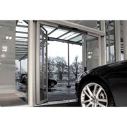 Hospital & Access Door I Emergency Automatic Sliding Door SLX-BO/BI