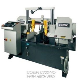 COSEN SNC Series AUTOMATIC Metal Bandsaws