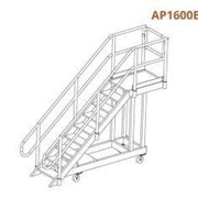 Aluminium Access Platforms 1600mm