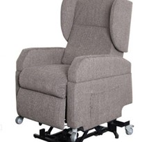 Mobile Vertical Lift Chair
