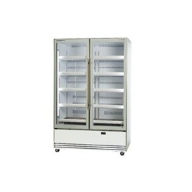 BME1200-A | Active Core 2 Door Display Refrigerator