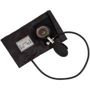 Rugged Latex Free Shockproof Aneroid Palm Sphygmomanometer | CM-3412