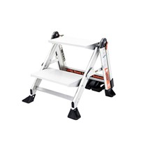 Jumbo Step Ladder 2 Steps | Little Giant