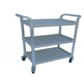 Modular Shelf Trolleys