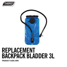 THORZT Replacement Hydration Backpack Bladder 3L - BPB