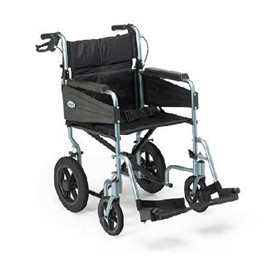 Manual Wheelchair, Escape Lite Transit Attendant Propelled,