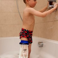 Waterproof Limb Protectors - LimbO Child Leg Injury Protector