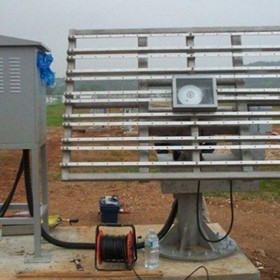 Automotive Test Chambers - Solar Reproduction Facility