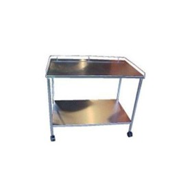 Theatre Instrument Trolley - 2 Shelf