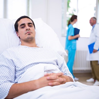 Hospitalisation - preventing the preventable necessary, but not easy