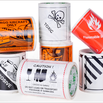 Dangerous and Hazardous Materials Warning Label Printing Manufacturer