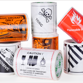 Hazardous Warning Label Printer/Printing Manufacturer