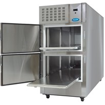 Mortuary Refrigerator - NMR2 Double Berth