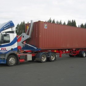 Container Swinglift | HC4520