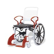 Shower Chair | Self Propelled Shower Commode Wheelchair
