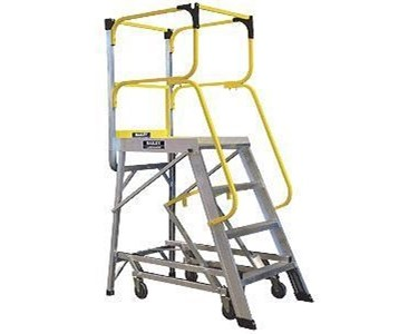 Order Picking Ladder
