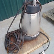 Maca | Pumps | 4kW Grundfos Submersible Pump