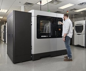 The new Stratasys F900 with Carbon Fibre 3D capabilities