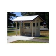 Temporary Bus Shelter | Bathurst Timber