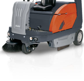 Ride On Sweepers | Sweepmaster 1200